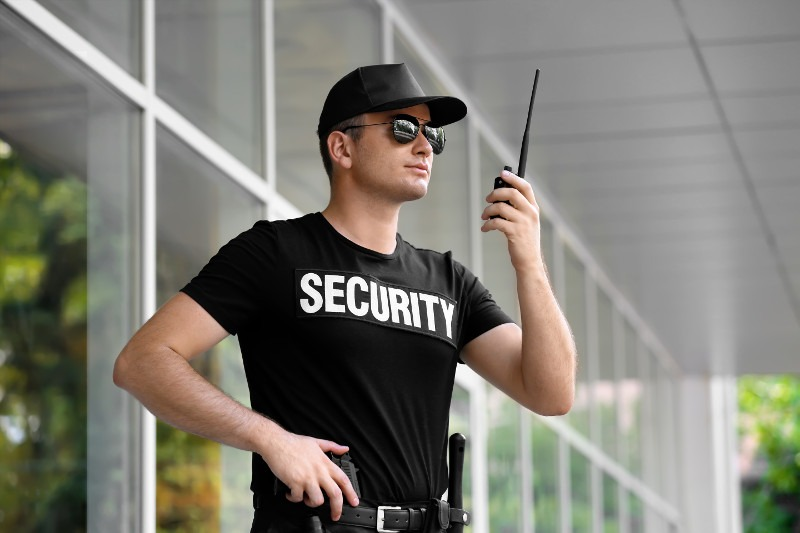 What Are Security Guards Allowed to Do?